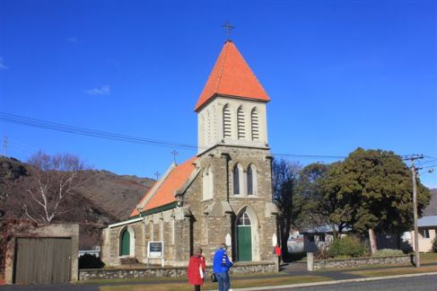 Cromwell's Catholic Church