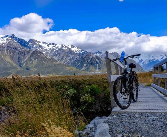 mountain biking twizel 1