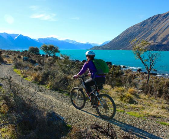mountain biking twizel 3