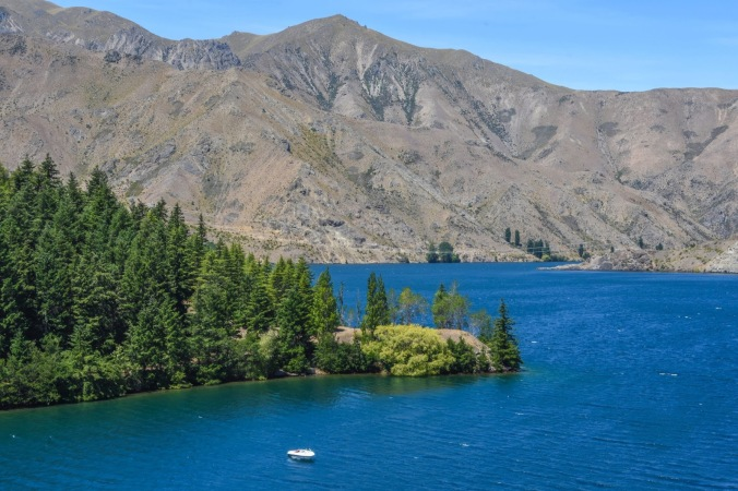 Image result for lake benmore new zealand